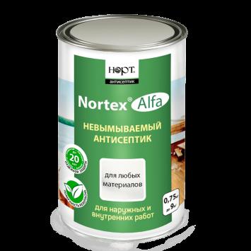 Пропитка для древесины Nortex-Alfa