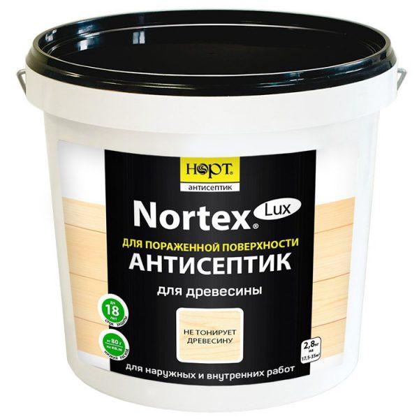 Пропитка для древесины Нортекс-Люкс