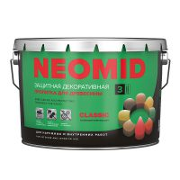 Пропитка для дерева Neomid Bio color classic