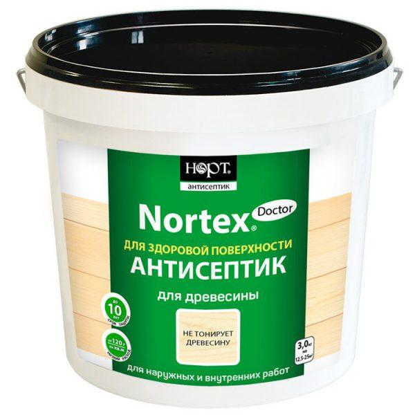 Пропитка для древесины Нортекс-Доктор